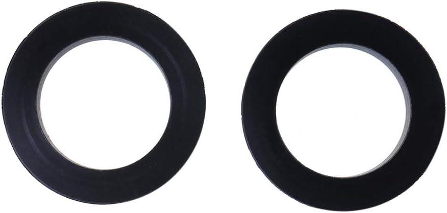 1Pair 24mm Diameter Bicycle BB Shaft Bearing Cap Press-in Thread Cover Dustproof