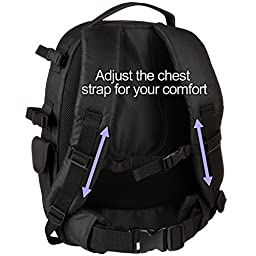 Acuvar DSLR Camera Backpack with Rain Cover