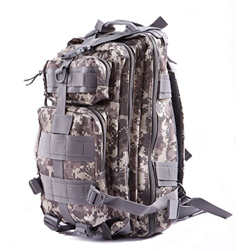 HDE Military Expandable Lightweight Traveling