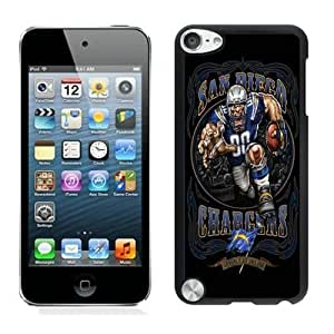 NFL San Diego Chargers ipod Touch 5 Casecell phone cases&Gift Holiday&Christmas Gifts NFIU8716621