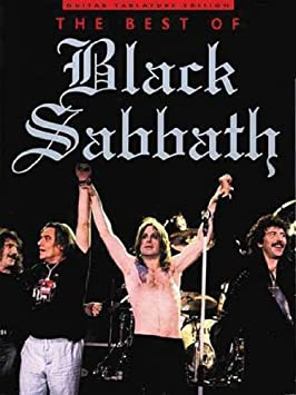 The Best of Black Sabbath: Tab Edition The Best of Black