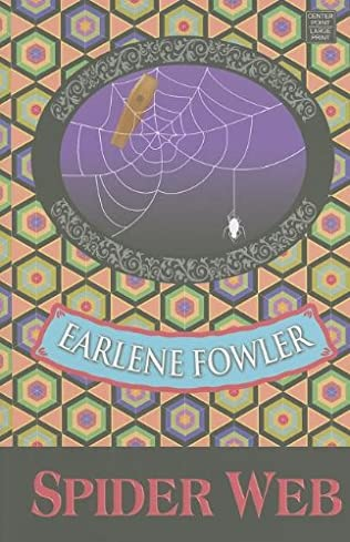 book cover of Spider Web