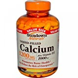 Cheap Sundown Calcium Plus D3, 1200 mg, Liquid-Filled, 680 Softgels , Sundown-wr4h
