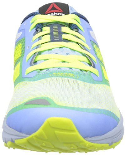 Blue De Running Chaussures 2 Reebok Yellow One Femme white denim batik solar Glow Mehrfarbig Cushion 0 qxqZpf