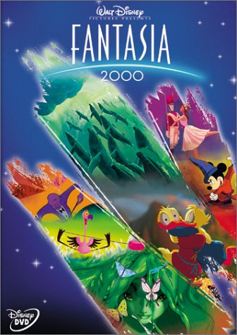 Amazon Com Fantasia 2000 James Levine Steve Martin The Mellomen Loulie Jean Norman Charlie Parlato Bill Thompson Gloria Wood Itzhak Perlman Quincy Jones Bette Midler James Earl Jones Penn Jillette Charles A Nichols