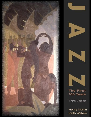 CD-ROM Set for Martin/Waters' Jazz: The First 100 Years, 3rd
