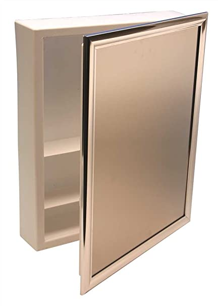 Amazoncom 1425 X 18 Surface Mount Medicine Cabinet Home