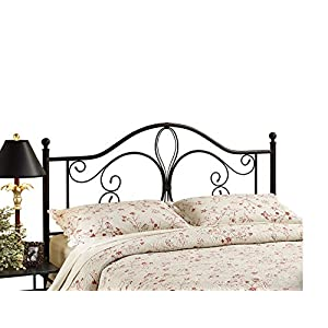 Hillsdale Milwaukee Without Bed Frame King Headboard, Antique brown