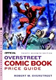 The Official Overstreet Comic Book Price Guide #37