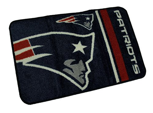PARKER SURPLUS SALES Round Edge Nylon Rug, Patriots, 1