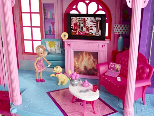 Barbie 3 Story Dream Townhouse Dollhouses Amazon Canada