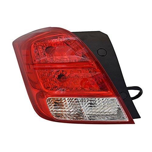 Light Driver Side Left Tail - NEW LEFT DRIVER SIDE TAIL LIGHT FITS CHEVROLET TRAX LS LT LTZ 2013-2016 42435955 GM2800272