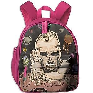 2017 Children's Space Aliens Bag Lightweight