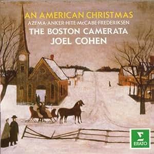 boston camerata joel cohen an american christmas music. Black Bedroom Furniture Sets. Home Design Ideas