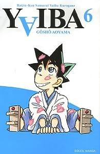 """Afficher """"Yaiba n° 6"""""""