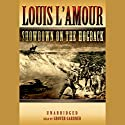 Showdown on the Hogback Audiobook by Louis L'Amour Narrated by Grover Gardner