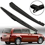 Simply Silver - Car Window Wiper - Rear Window Wiper Blade Arm For 08-09 Dodge Grand Caravan Chrysler Town Country
