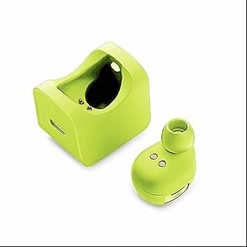 Auriculares Bluetooth Auriculares inalámbricos Deportivos Mini Inalámbrico con Mic para Llamadas de Manos Libres y Magnética
