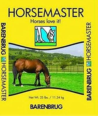 25 lb. Premium Horse Pasture Master Grass Seed Mix Digestible Animal Feed Fiber