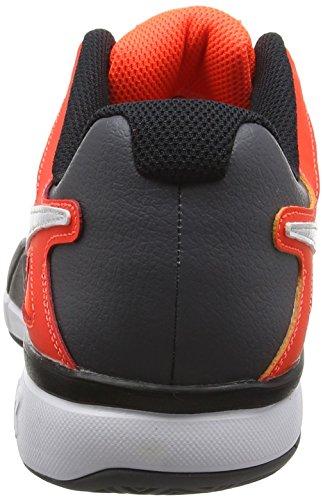 low priced bca55 e10c2 ... Nike Herren Air Vapor Advantage Outdoor Fitnessschuhe Rot  (Crimson/White-Black-Dark ...