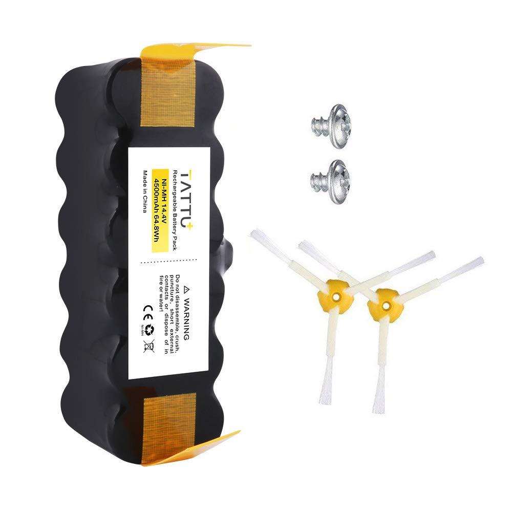 Repuesto Roomba Bateria 4500mah Serie 500 600 700 800 900xsr