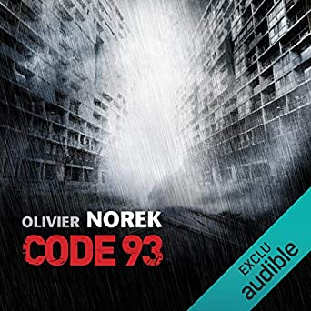 Amazon Com Code 93 Audible Audio Edition Olivier Norek
