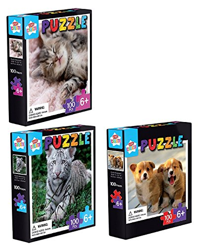 Jigsaw Puzzles Picture Puzzle Puppies product image
