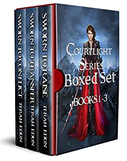 Courtlight Series Boxed Set (Books 1, 2, 3) by [Edun, Terah]