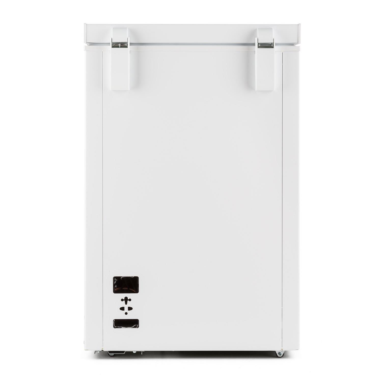 Klarstein Iceblokk Congelador horizontal a pozo congelar Clase A + ...