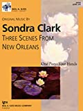 img - for Three Scenes from New Orleans, Level 6 book / textbook / text book