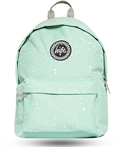 Mint White Speckle Backpack Mochila Hype wqft6OfP