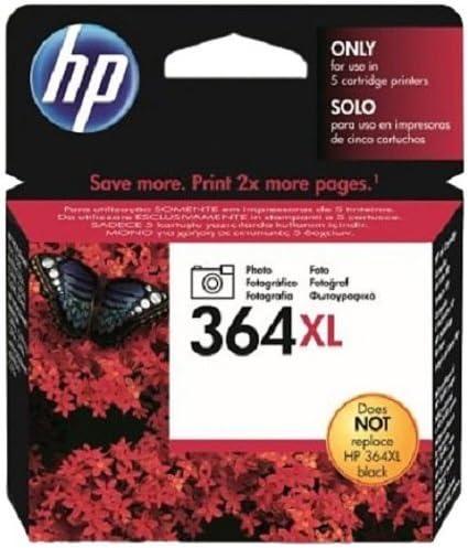 CB322EE HP Photosmart B8550 Cartucho de Tinta foto negro: Amazon ...