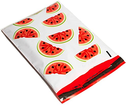 Watermelon Poly Mailers