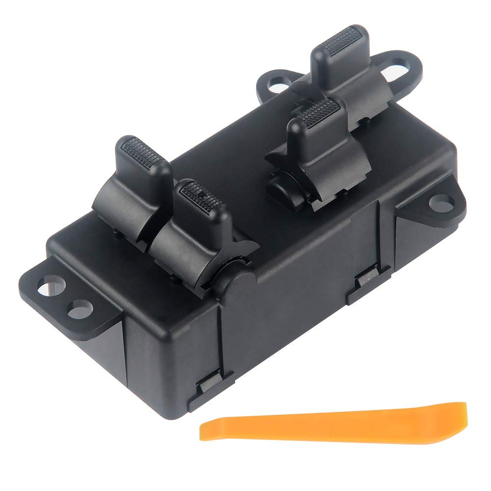 NotoCity Master Power Window Switch 4685732AC Front Left Driver Side for Town /& Country Caravan Grand Caravan 2004-2007