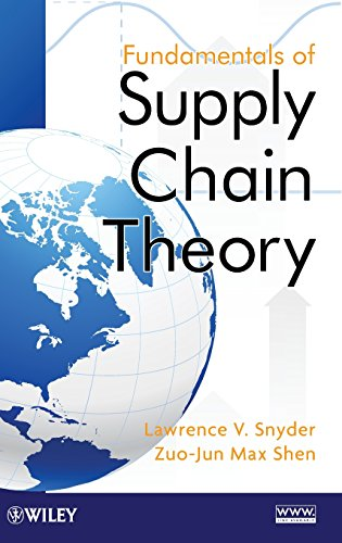 (Fundamentals of Supply Chain Theory)