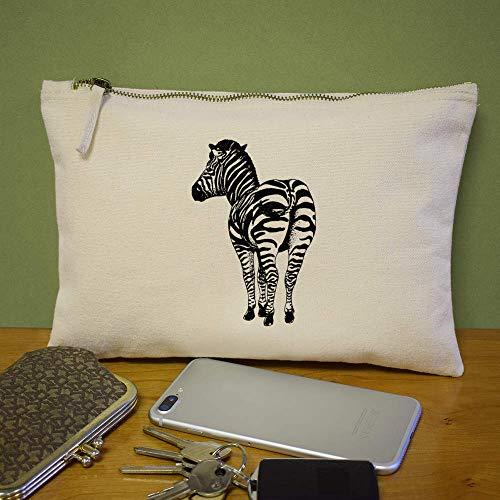 'Zebra' per pochette cl00004172 pochette Accessori custodia Azeeda gXwFqUBgx