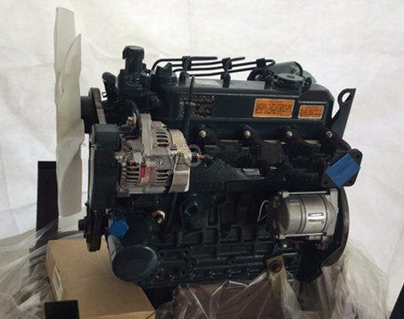 GOWE complete engine assy For Kubota diesel engine V1505 complete engine assy: