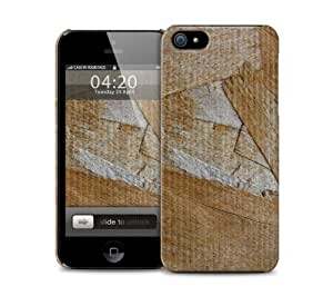 Pressed wood iPhone 5 / 5S protective case