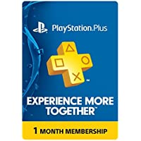 1 Month PlayStation Plus Membership - PS3/ PS4/ PS Vita...