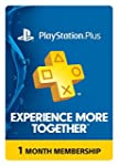 PlayStation Plus 1 Month Membership -...