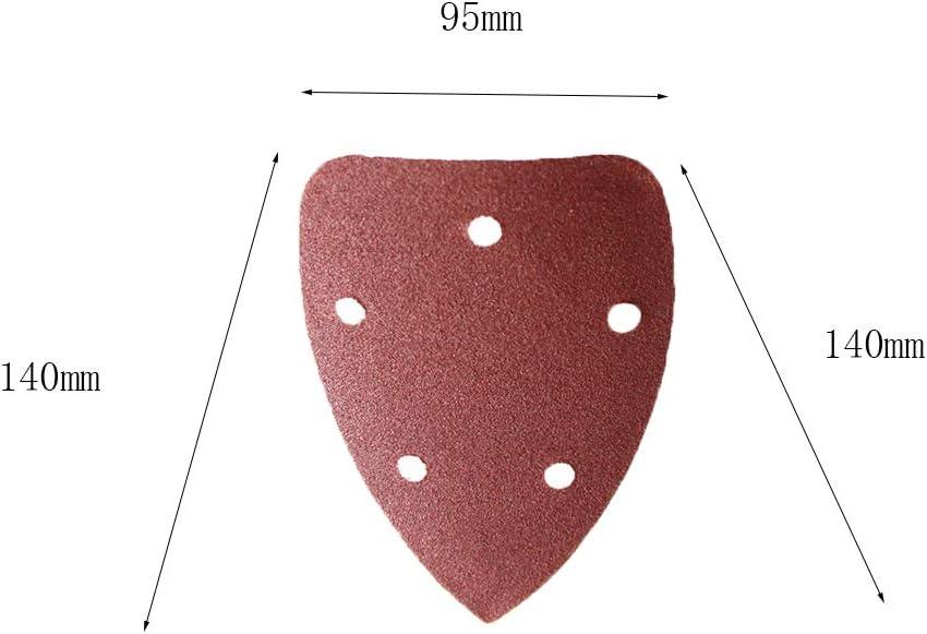 Daptez /® Hook /& Loop Mesh Sanding Sheets 115 X 230mm 10Pk 40 Grit