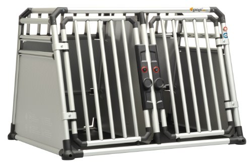 ProLine Crash Tested Dog Crate with Aluminum Frame, Cerebrus Medium