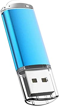 Red KOOTION 32GB USB 2.0 Flash Drive Thumb Drive Memory Stick Pen Drive with LED Indicator