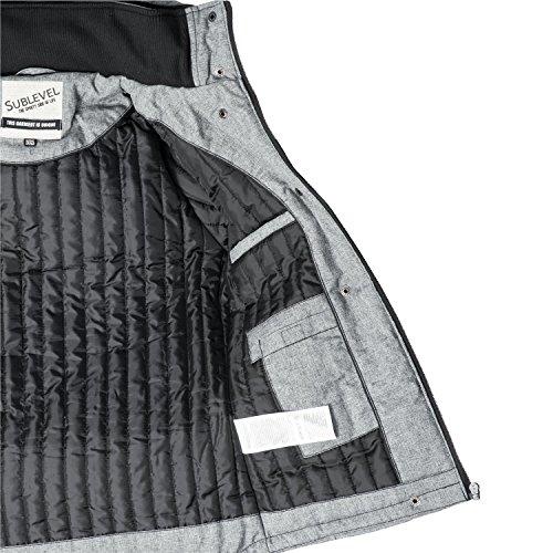 Donna Da xl Giacca Xs Colori Sublevel Marrone Sportiva 9 46550 Transizione qpwSUF7