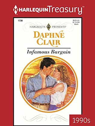 book cover of Infamous Bargain