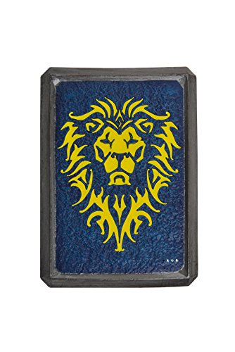 Swordfish Tech Warcraft, Alliance Symbol 6,720mAh External Power Bank – Retail Packaging