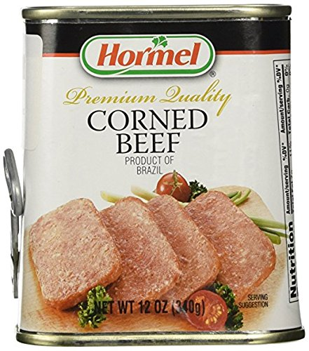 Hormel, Imported Corned Beef, 12oz Can (Pack of 2)
