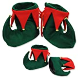 Beistle 2-Pack Elf Boots
