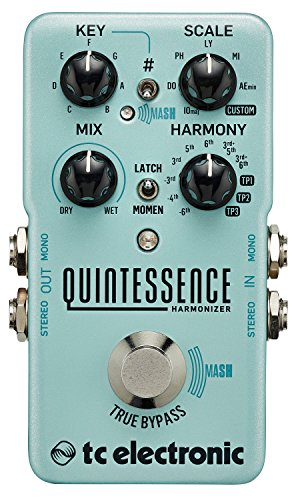 TC Electronic 960827001 Quintessence Harmonizer by TC Electronic
