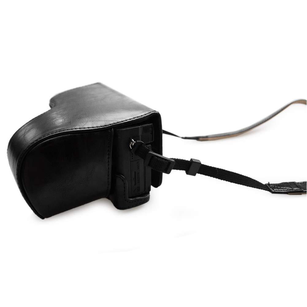 Kinokoo Funda Protectora para Sony A6400 y Sony A6400 16-50 mm